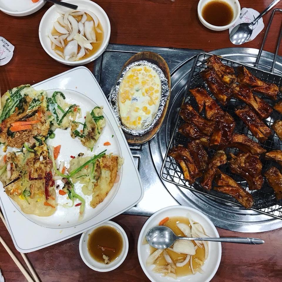 【食記】釜山西面站必吃烤肋排부산쪽쪽갈비|辣到肛門微熱|嗜辣者絕對不能錯過