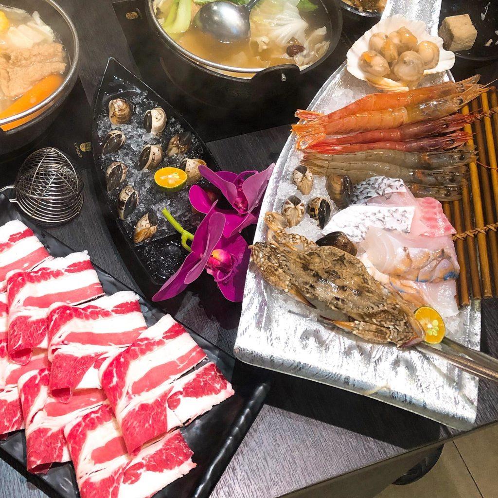【食記】南港CITYLINK火鍋推薦│燒瓶子。大肆の鍋 │食尚玩家推薦龍蝦火鍋│內有菜單