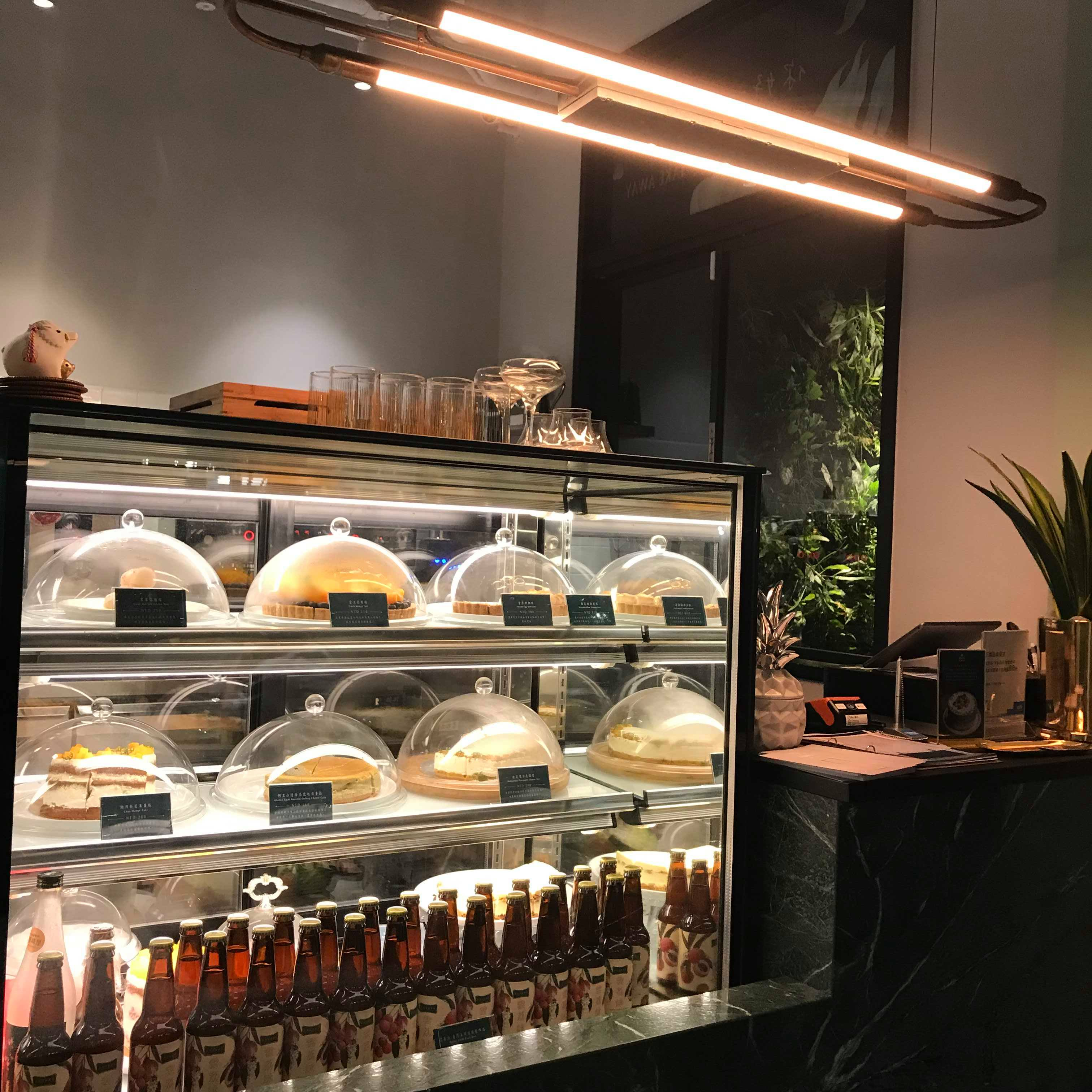 【食記】台北潮州街咖啡廳|貳房苑 LivinGreen|老宅X設計